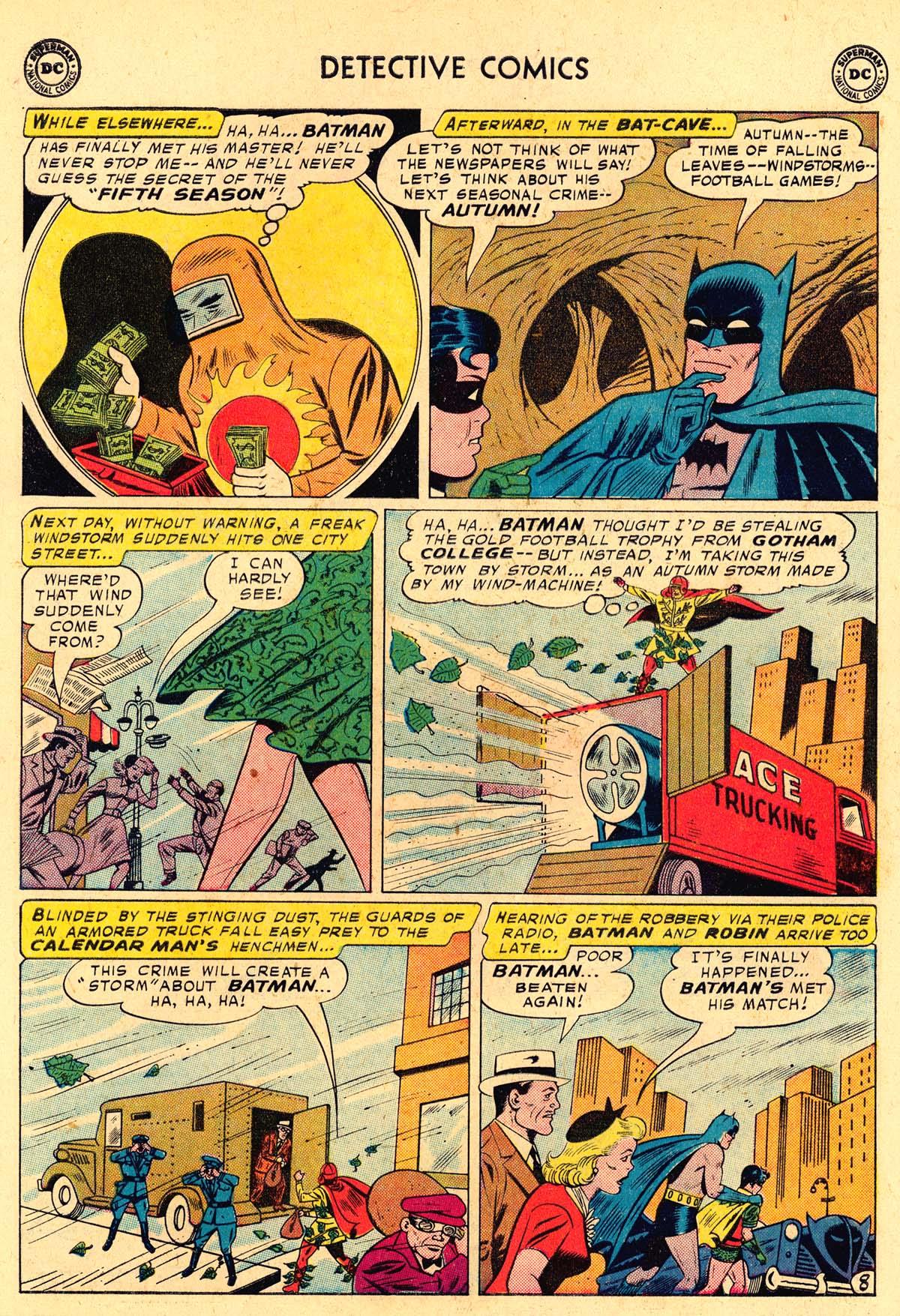Detective Comics (1937) 259 Page 9