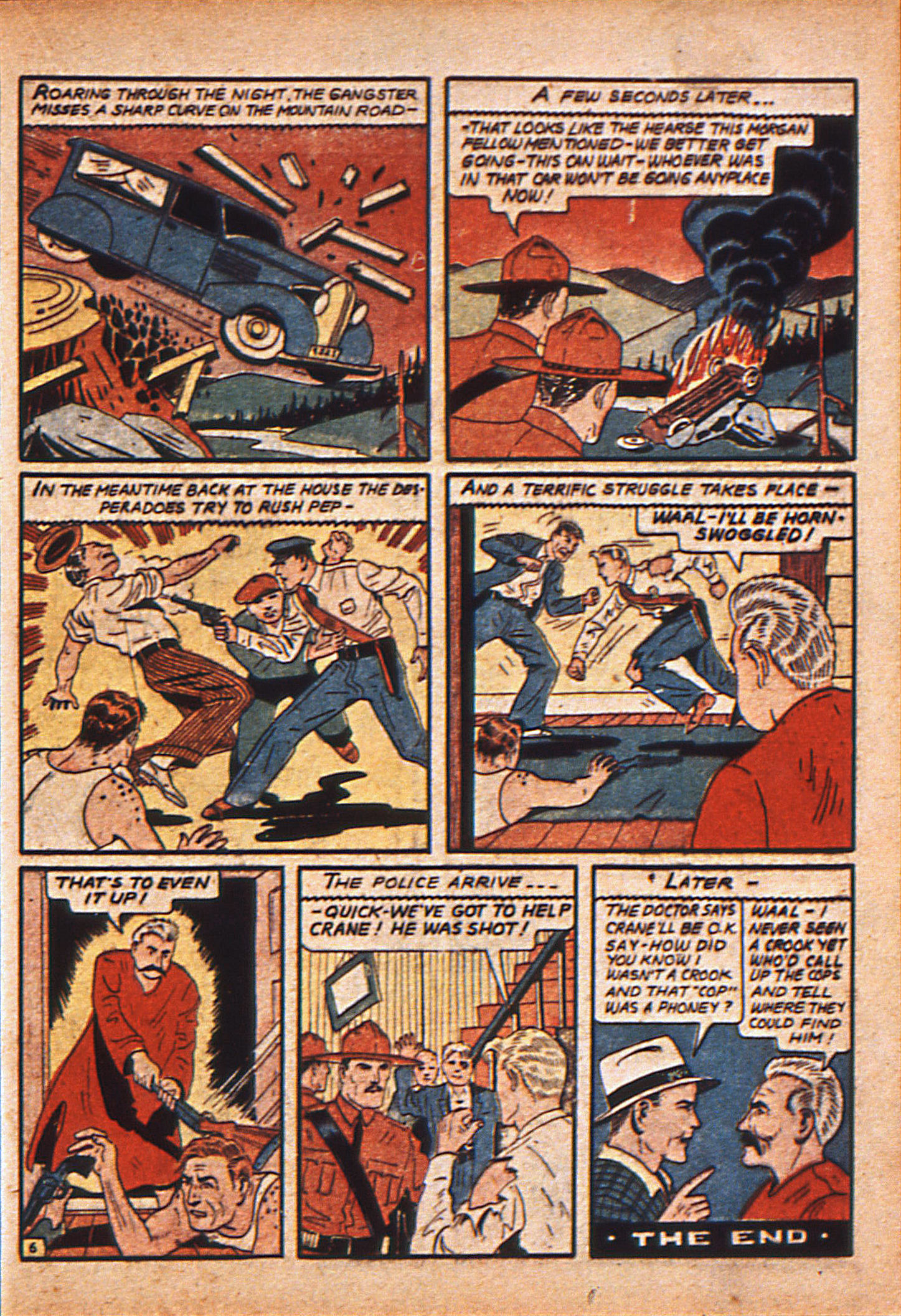Read online Action Comics (1938) comic -  Issue #15 - 24