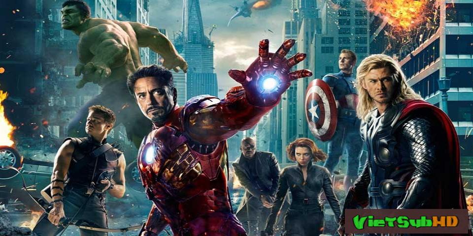 Phim Biệt Đội Siêu Anh Hùng VietSub HD | The Avengers 2012