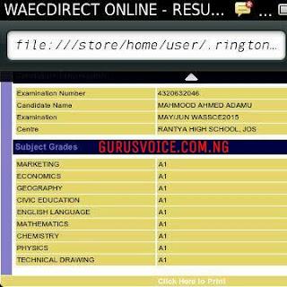 Free 2019 WAEC GCE Mathematics Runz