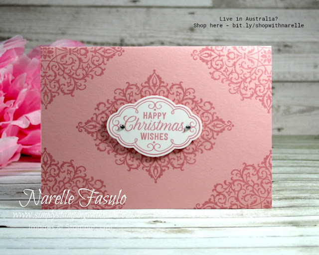 Create gorgeous elegant cards for any occasion with the Flourish Filigree stamp set. See it here - http://bit.ly/FlourishFiligree