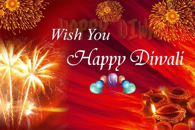 Greetings for happy diwali