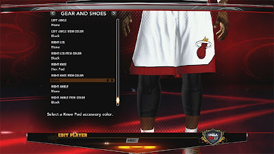 NBA 2K13 Long Hexpad Patch