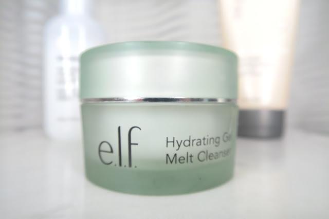 Elf Hydrating Gel Melt Cleanser Review