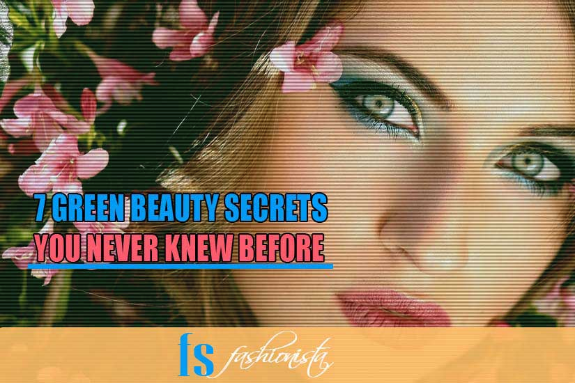 7 Green Beauty Tips