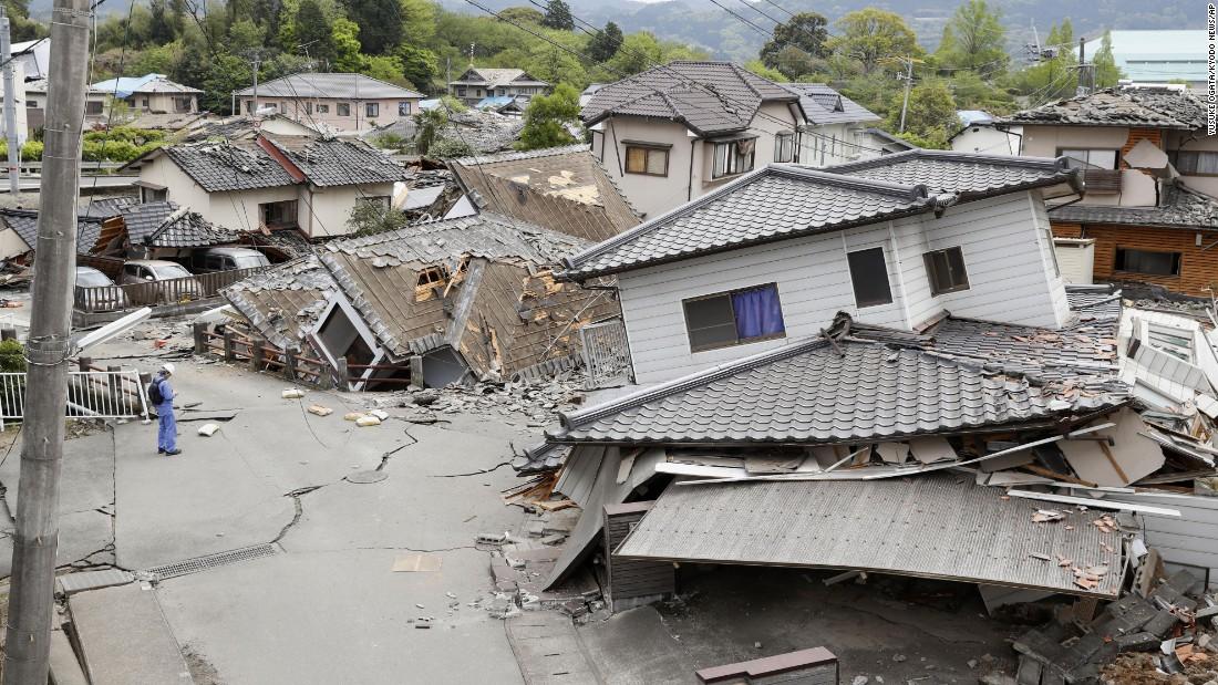5 Tanda Aneh Sebelum Terjadi Gempa Dahsyat