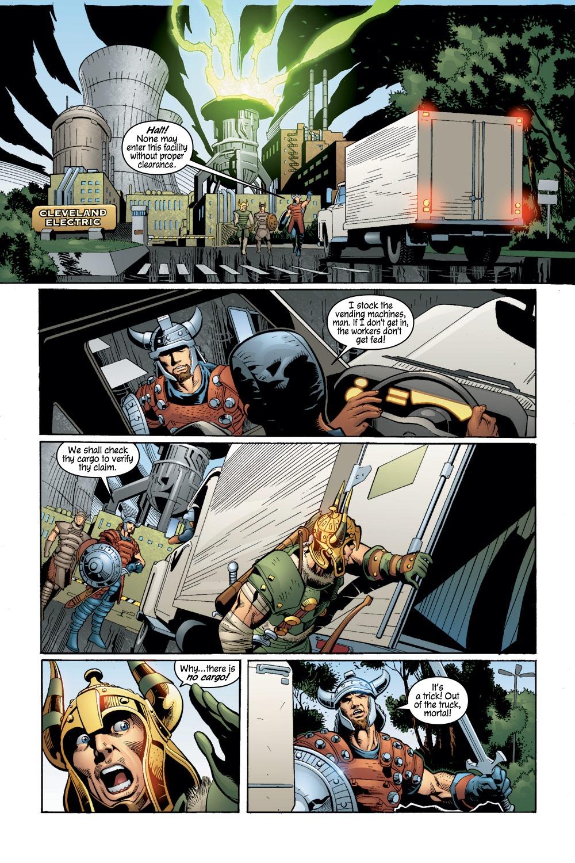 Thor (1998) Issue #56 #57 - English 14