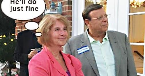 Delaware Way Gopers Janet Kilpatrick And Alan Levin Pen