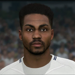 PES 2017 Faces Danny Rose by Sameh Momen