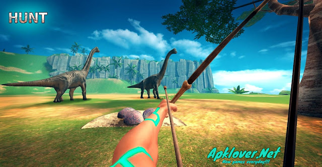 ARK Survival Island Evolve 3D MOD APK unlimited money