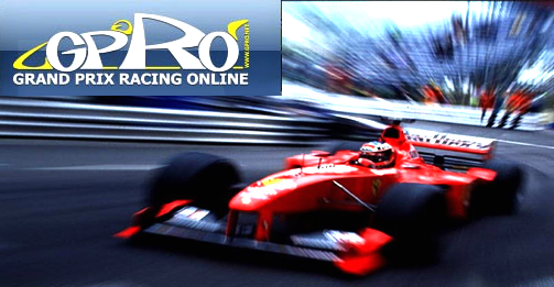 Gpro - Grand Prix Racing Online Game