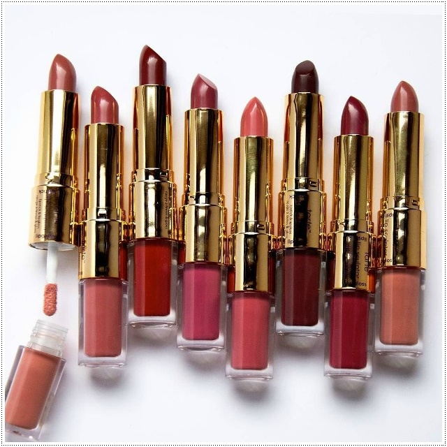 Lista de produtos básicos de maquiagem