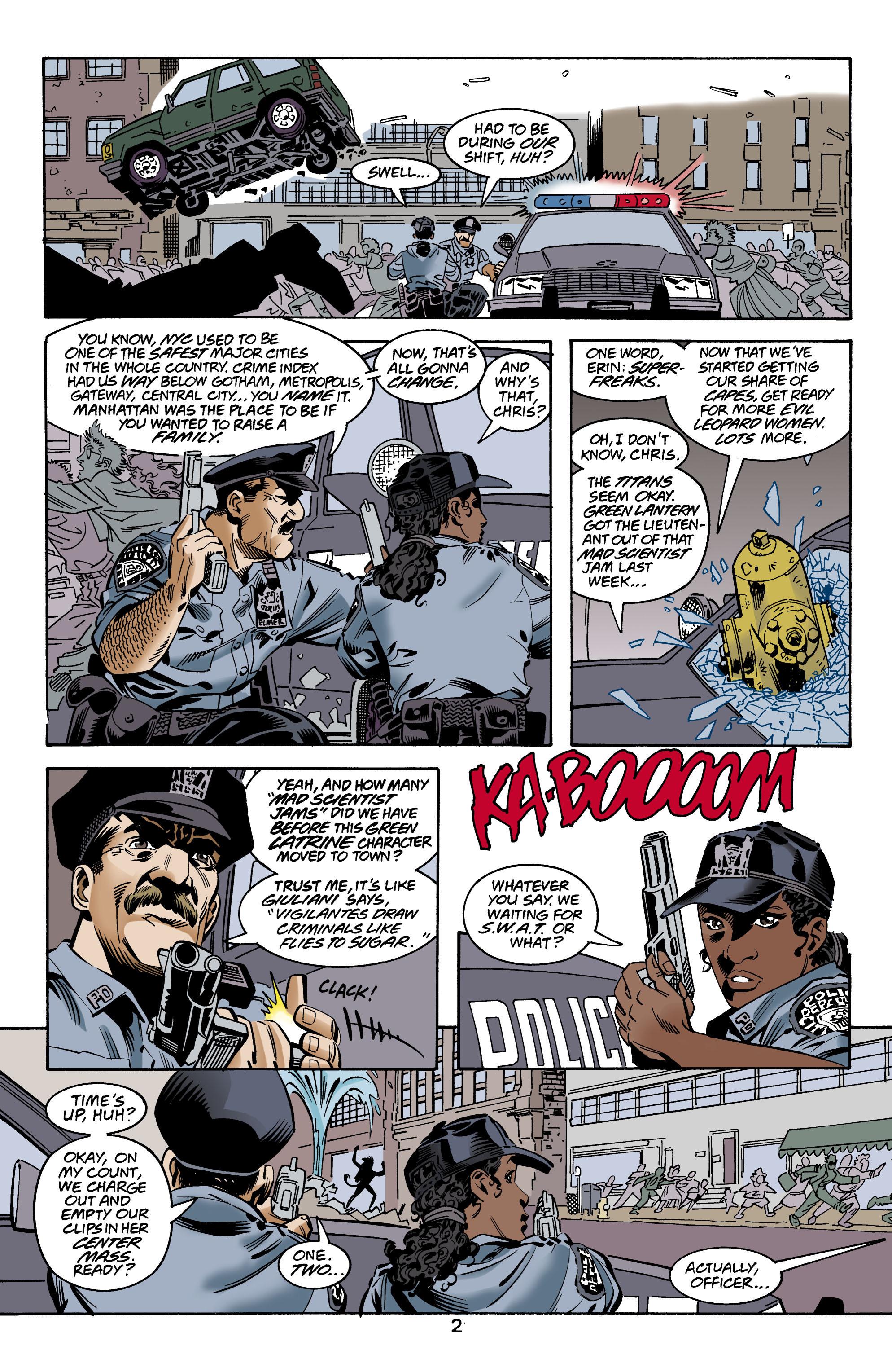 Read online Wonder Woman (1987) comic -  Issue #160 - 3