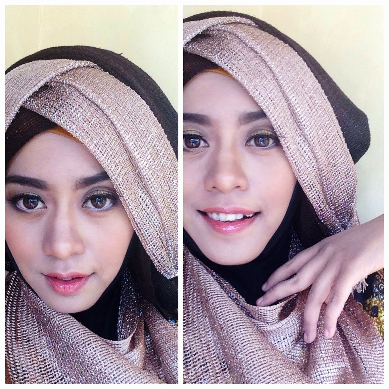 Hijab Beauty February 2014