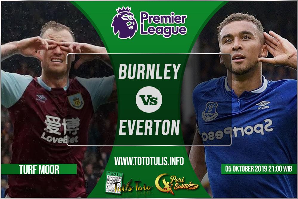 Prediksi Burnley vs Everton 05 Oktober 2019