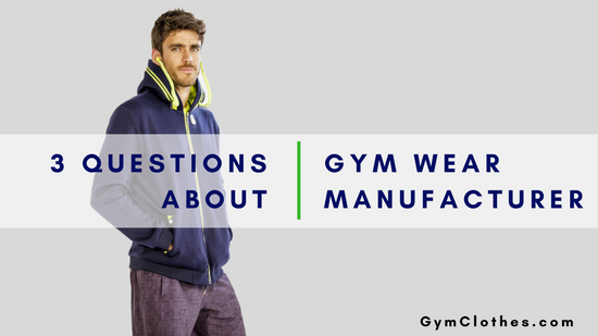 gym clothing distributors