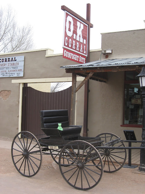 O.K. Corral - Must See During a Trip to Tombstone