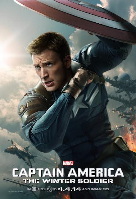 Sinopsis Film Terbaru Captain America: The Winter Soldier (2014)