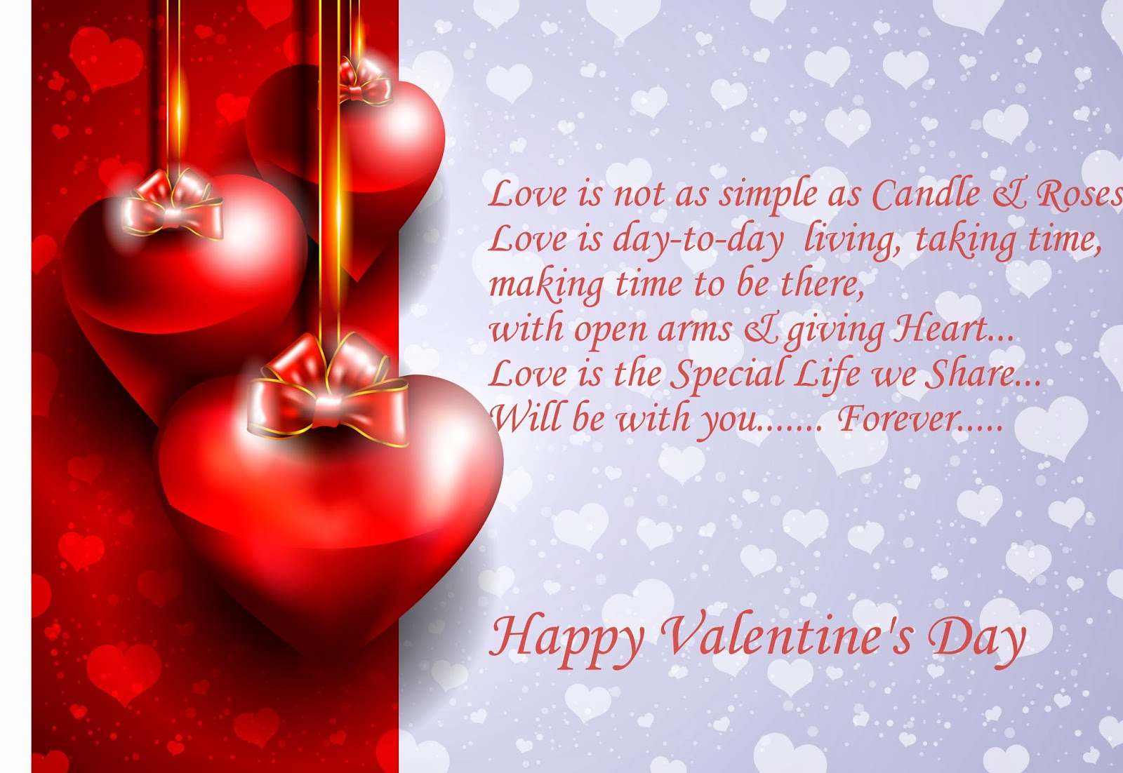 Romantic valentines day love quotes messages for girlfriend and happy valentines day wishes quotes for my husband kristyandbryce Image collections