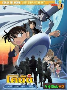 Thám Tử Conan Movie 14: Con Tàu Bị Đánh Cắp Trên Bầu Trời