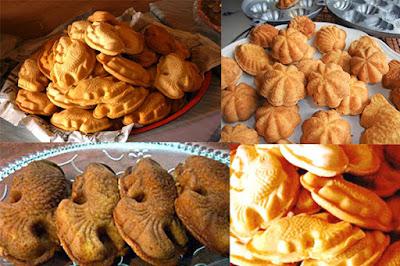 Kue khas Aceh Kue Bhoi