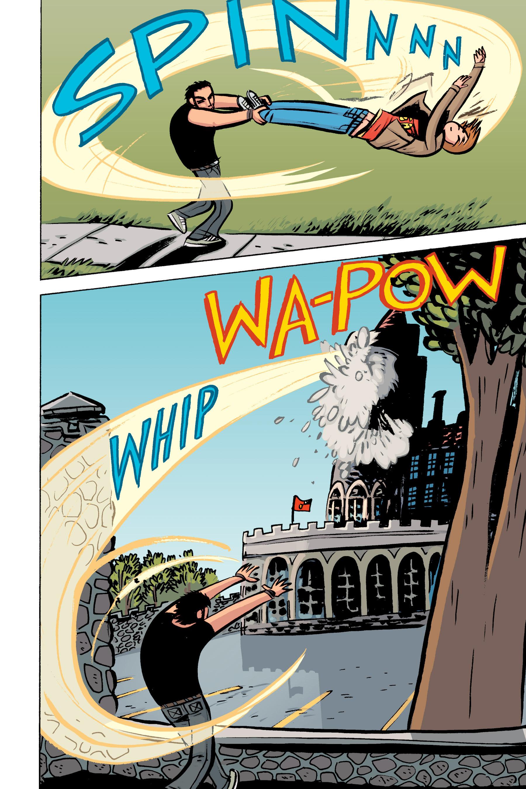 Read online Scott Pilgrim comic -  Issue #2 - 111