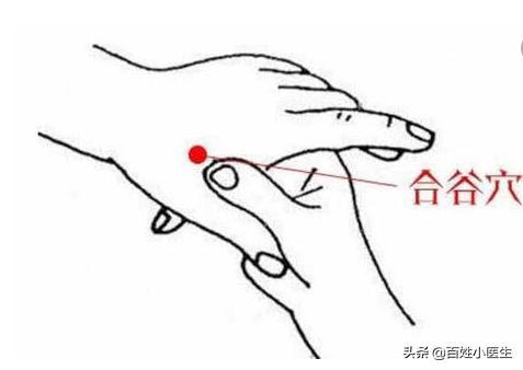 感冒發燒時別慌,按摩這5個穴位,可以幫助降低體溫(發燒穴位按摩)