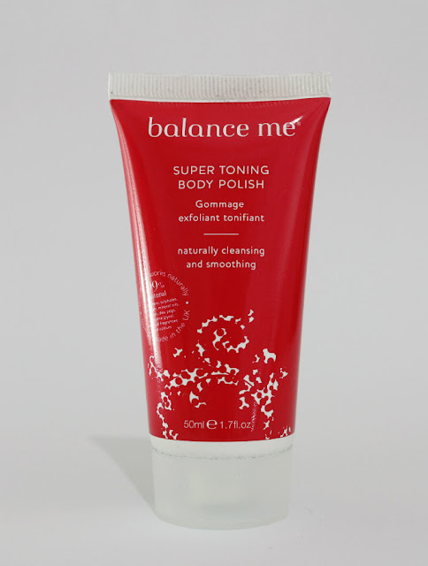 Balance me Super Toning Body Polish exfoliante