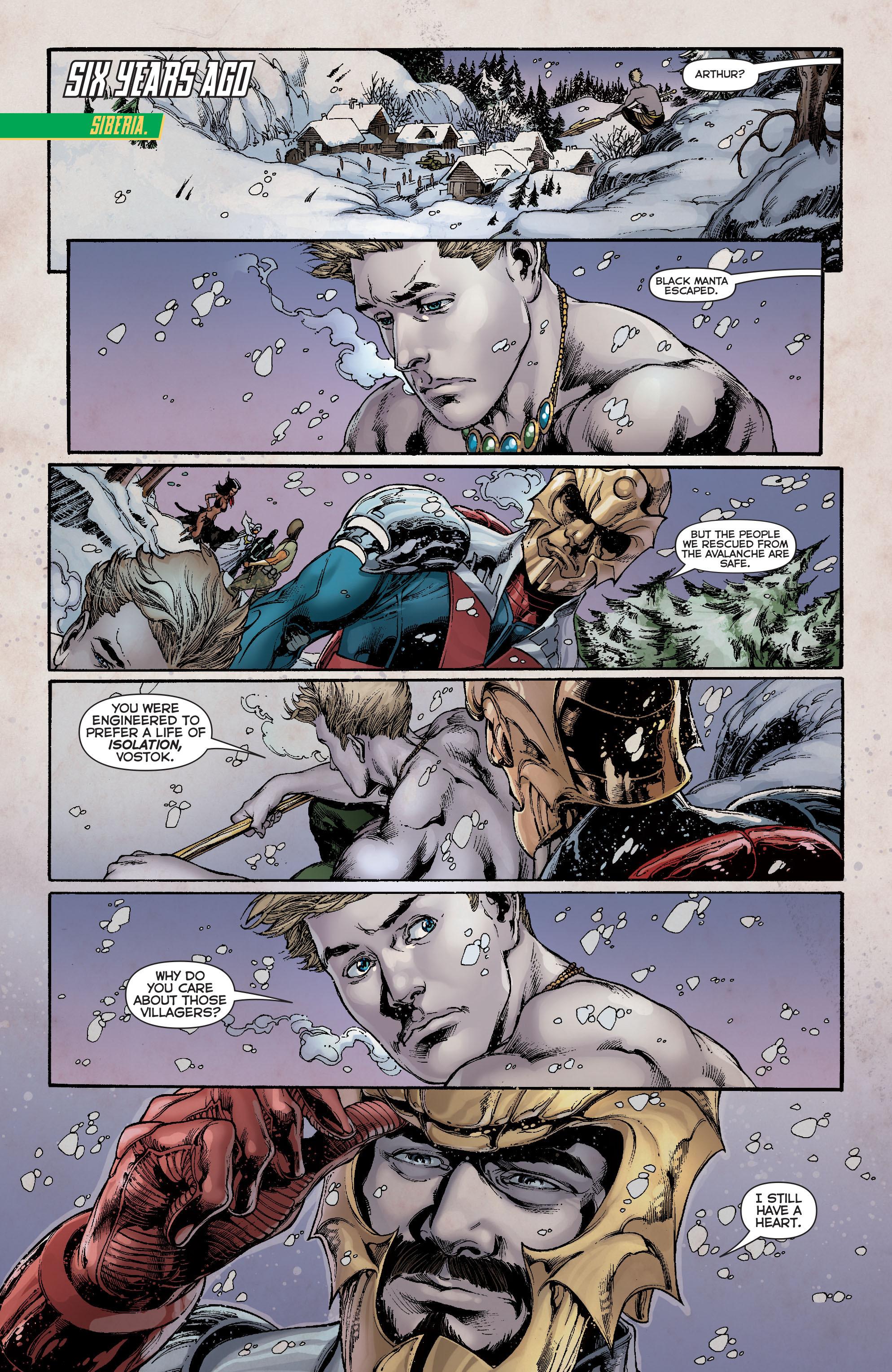 Read online Aquaman (2011) comic -  Issue #13 - 2
