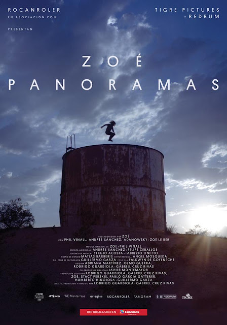 'Panoramas', un nuevo documental de Zoé