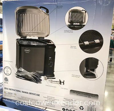 Costco 2163333 - Butterball XL Electric Turkey Fryer: great for the holidays