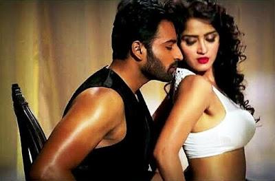 Akshay Rangshahi, Divya Singh, Ishq Junoon, The Heat Is On, Shooting, Bedroom Sequences