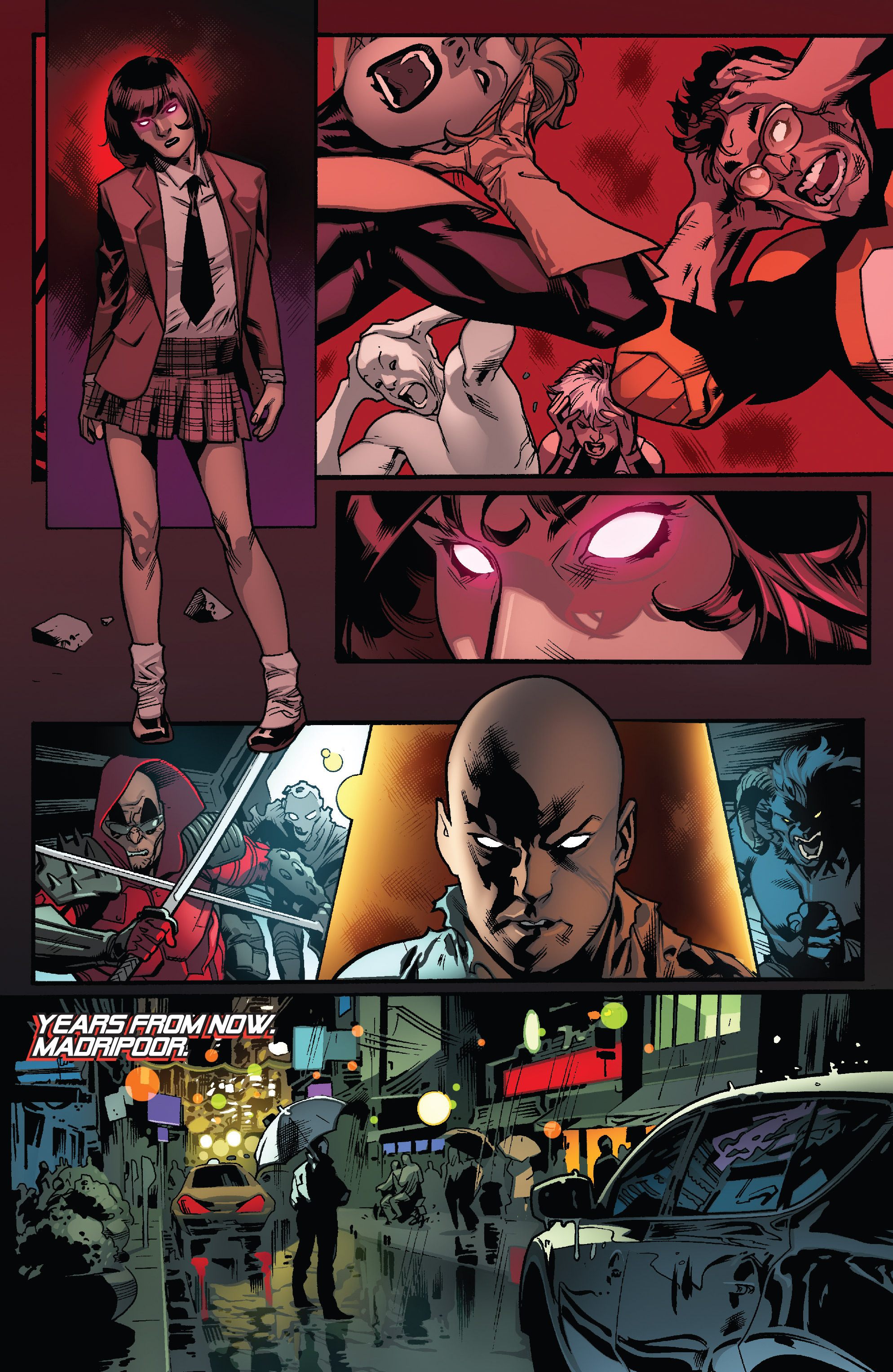 Read online All-New X-Men (2013) comic -  Issue # _Special - One Down - 63