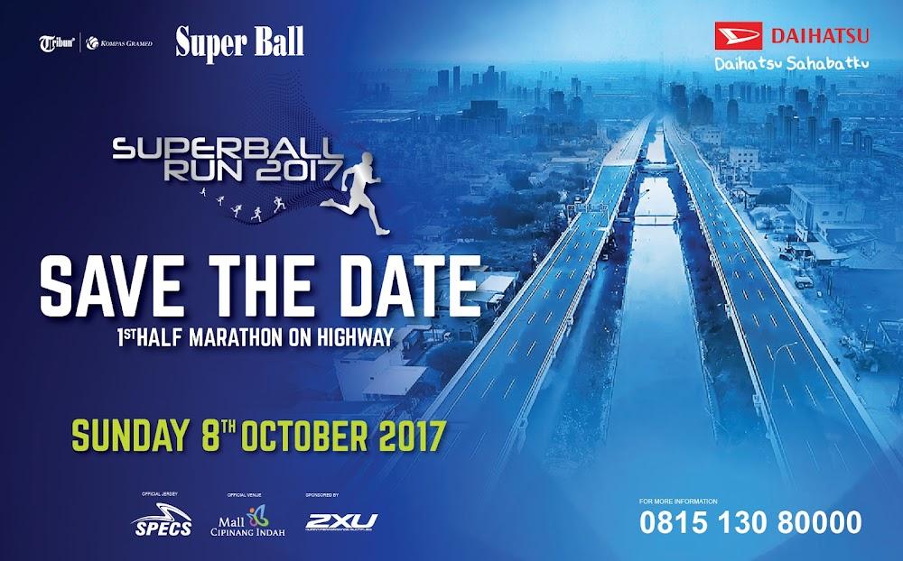 Superball Run • 2017