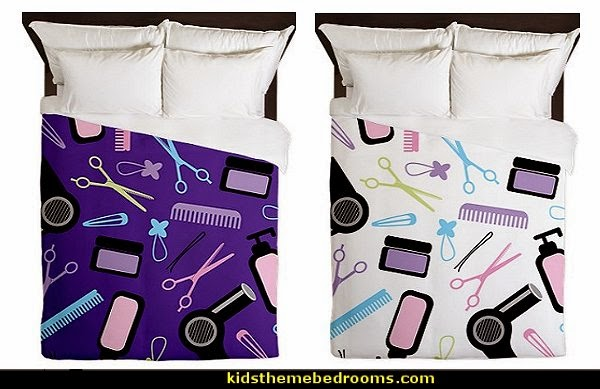Cute Stylist Gift duvet bedding