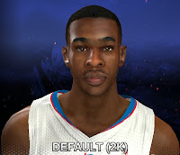NBA 2K14 CP3 Default CF Preview