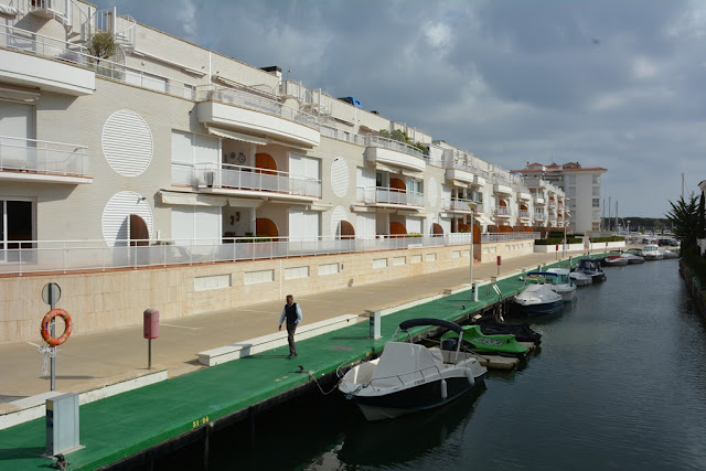 Platja D'aro port appartments