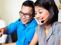 Lowongan Kerja Call Center Officer (Telemarketing) di Perusahaan Perbankan - Semarang