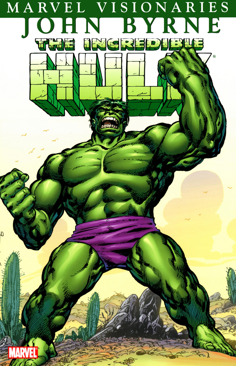 The All New, All Daring Delusional Honesty!: John Byrne & The Hulk