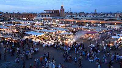 Quelques activités à faire à Marrakech