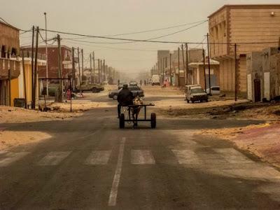 Mauritania town