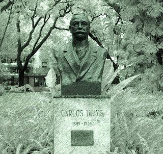 Carlos Thais: Idealizador do Jardim Botânico de Buenos Aires