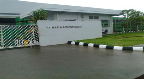 Lowongan Kerja Kawasan MM2100 Via Pos PT Maruhachi Indonesia