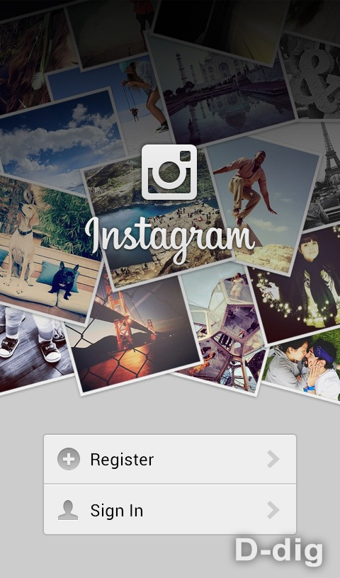 Bagaimana Cara Mendaftar/Membuat Akun Di Instagram ...