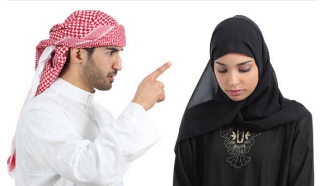 Hukum Istri Yang Tidak Mendengar Kata Suami
