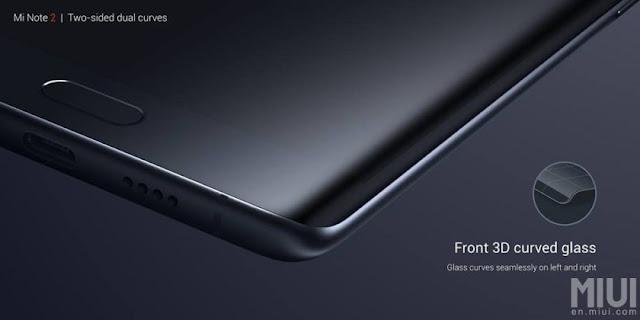 Xiaomi Mi Note 2 Best Real Alternative to Samsung Galaxy Note 7
