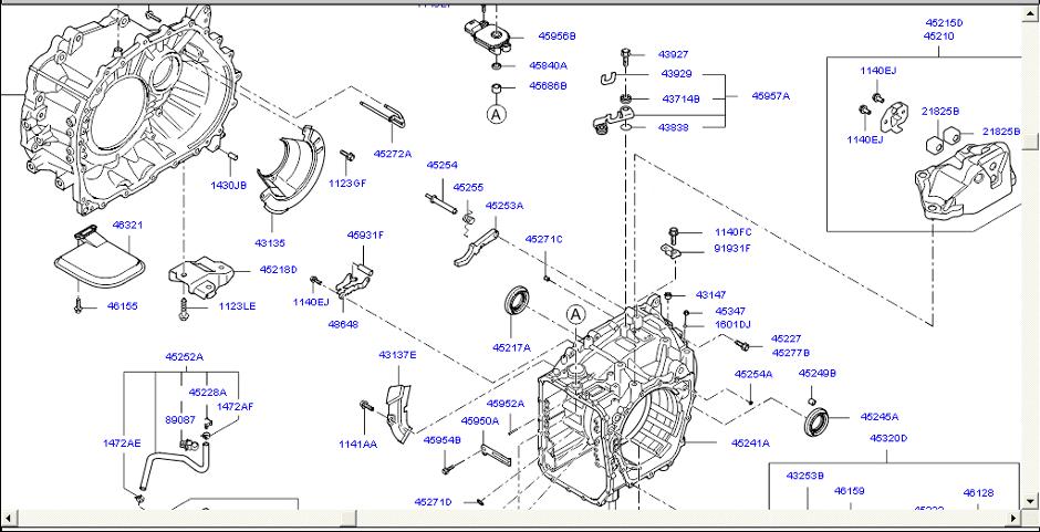 kia cat u00e1logo de partes  2017 1995  autos y camiones review areamecanica net 1999 Kia Spectra 2001 kia spectra repair manual pdf