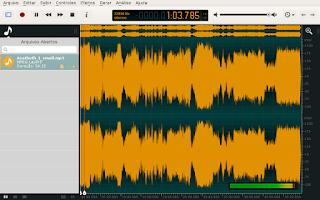 Ocean áudio edição de suas canções