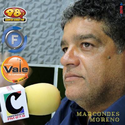 PROGRAMA MARCONDES MORENO (SANTA CRUZ DO CAPIBARIBE-PE)