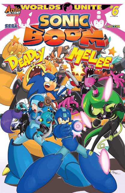 Sonic Boom [Archie Comics][Español] 01